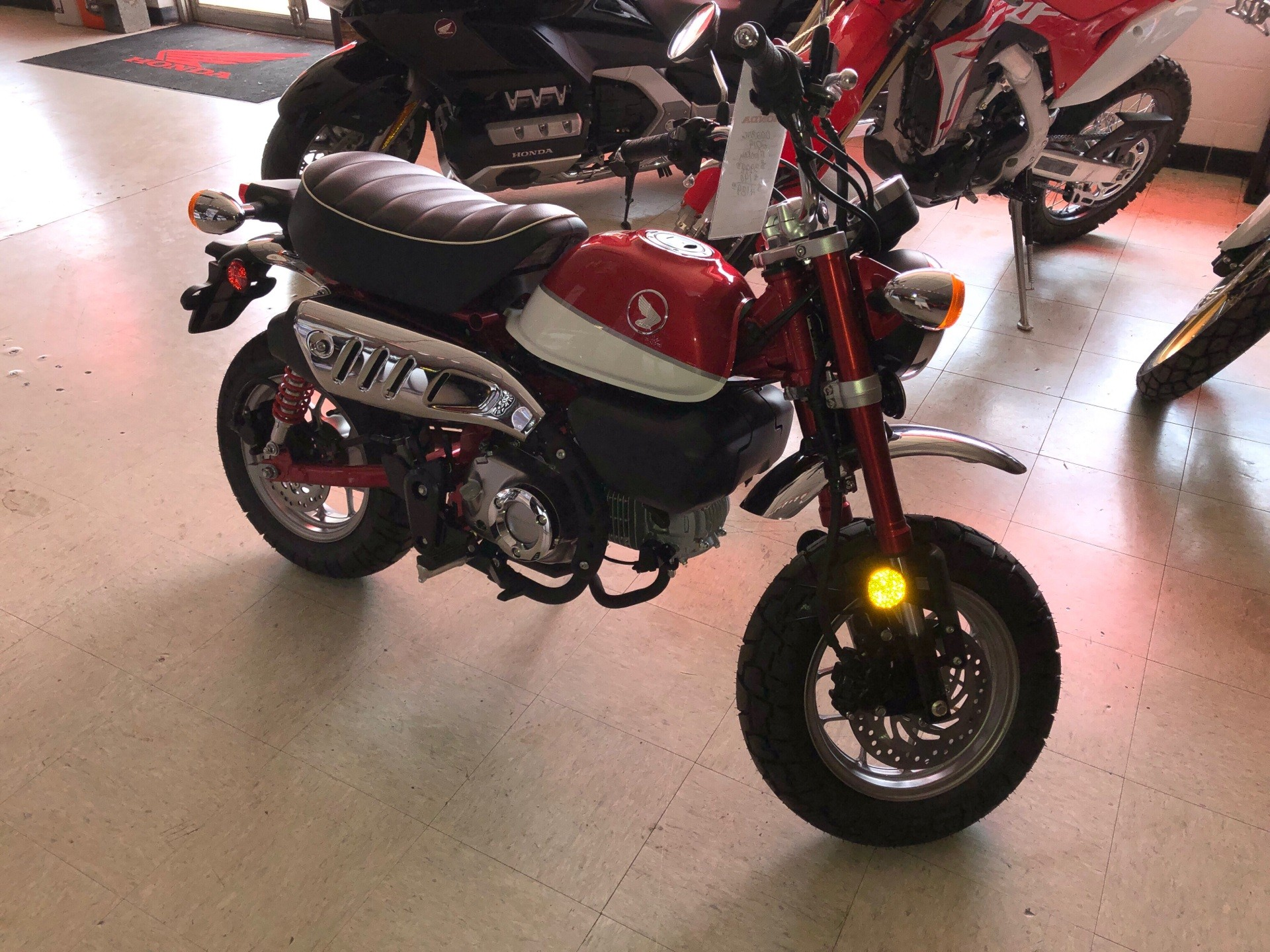 2019 Honda Monkey in Greeneville, Tennessee - Photo 4