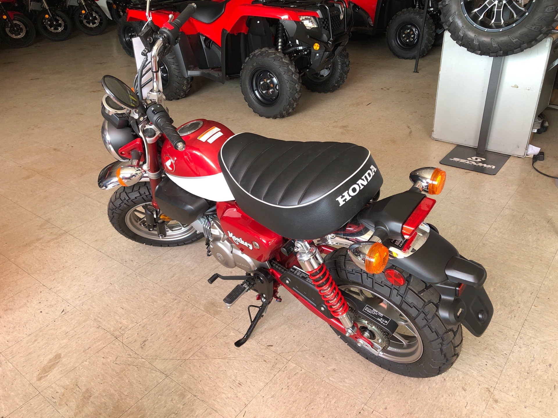 2019 Honda Monkey in Greeneville, Tennessee - Photo 6