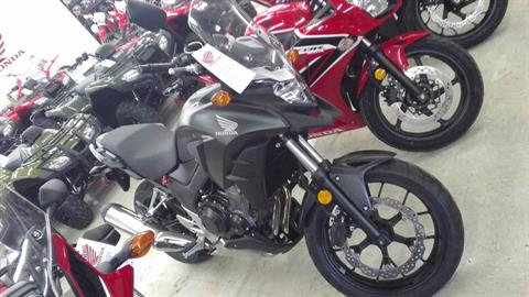 2016 Honda CB500X in Greeneville, Tennessee