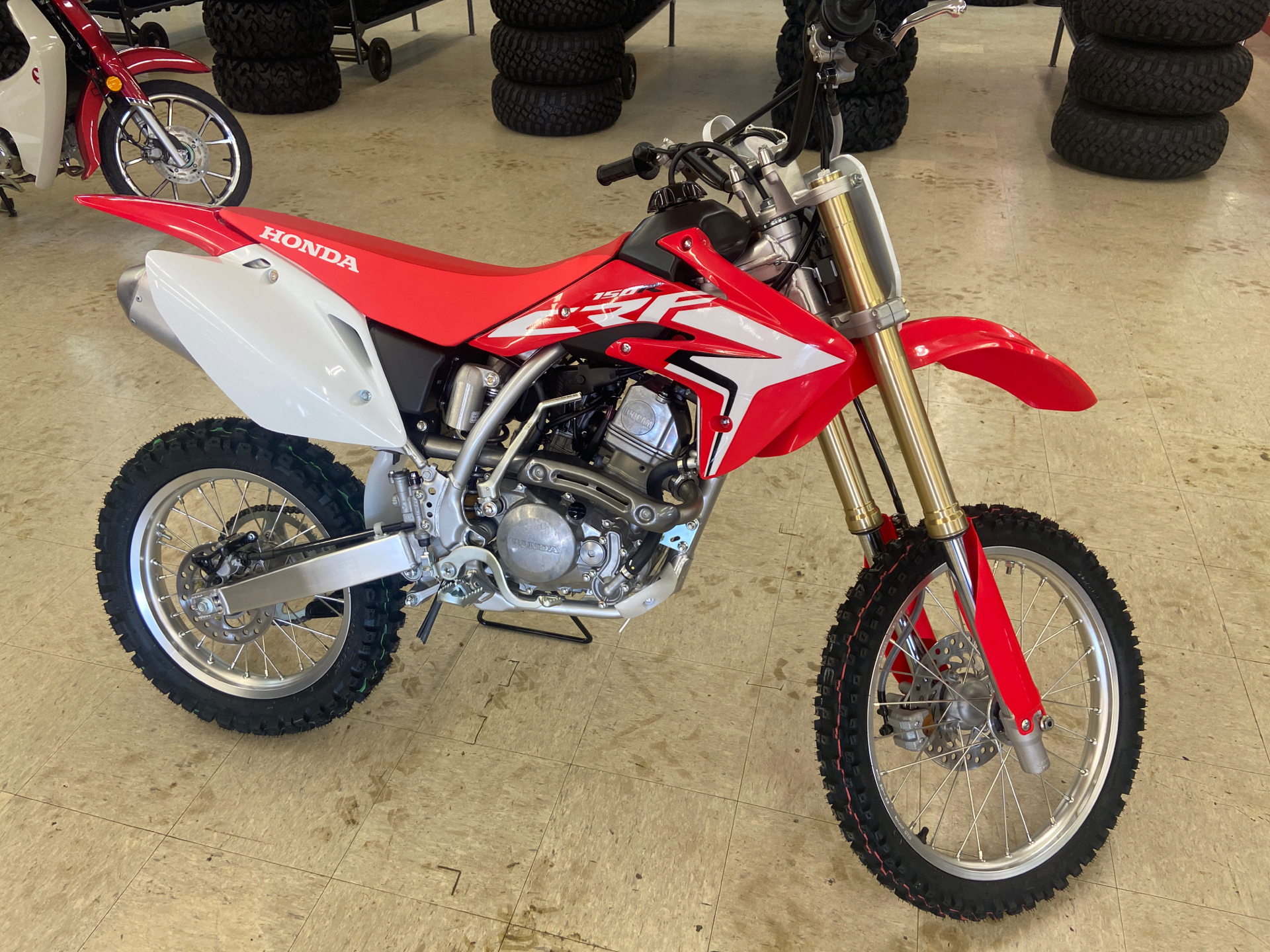 2021 Honda CRF150R Expert in Greeneville, Tennessee - Photo 1