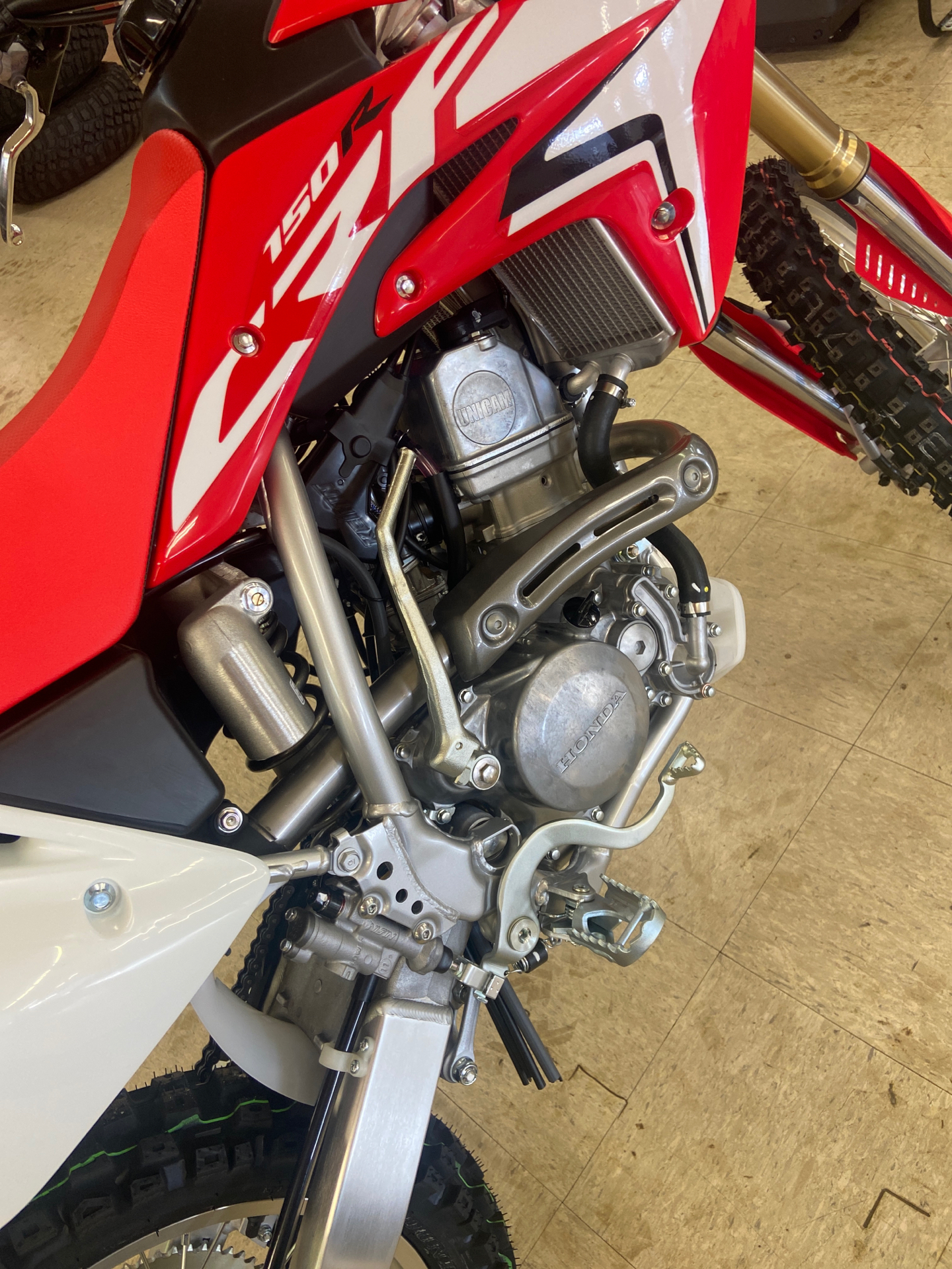 2021 Honda CRF150R Expert in Greeneville, Tennessee - Photo 5