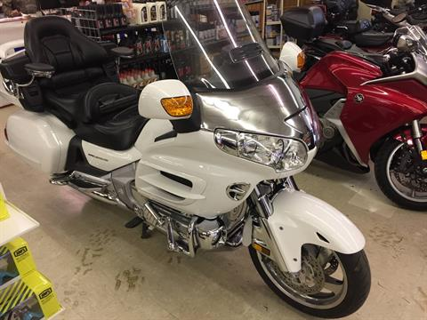 2006 Honda Gold Wing® Audio / Comfort / Navi in Greeneville, Tennessee