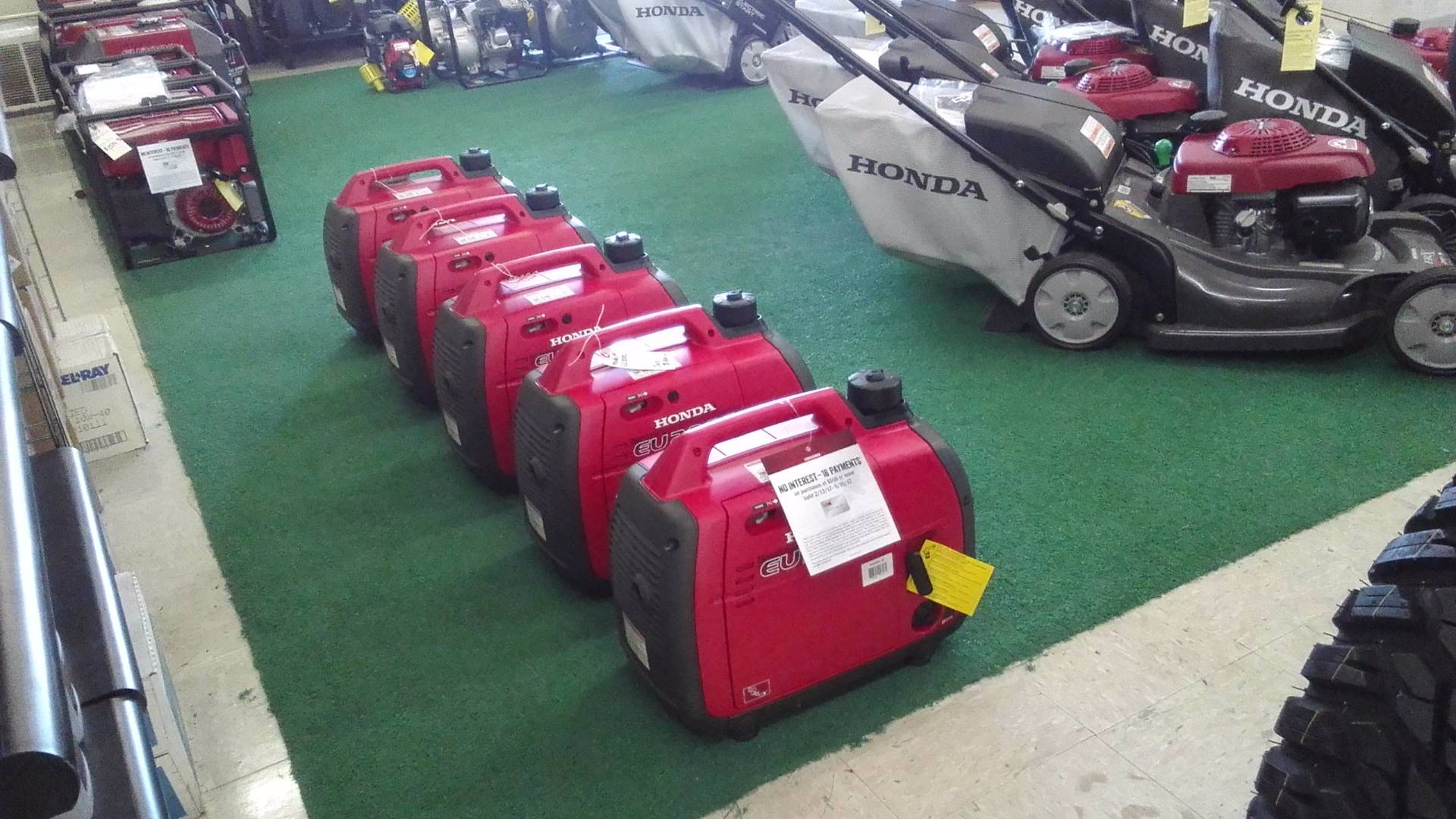 2016 Honda Power Equipment EB2000i in Greeneville, Tennessee