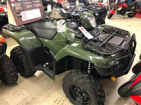 2019 Honda FourTrax Foreman Rubicon 4x4 Automatic DCT EPS in Greeneville, Tennessee - Photo 2