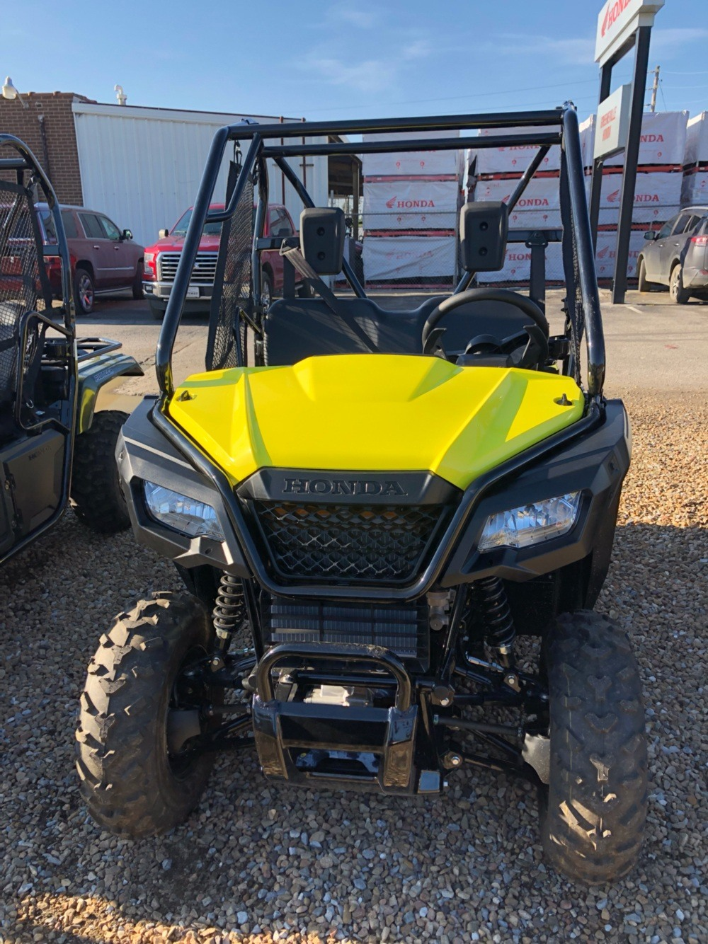 2019 Honda Pioneer 500 in Greeneville, Tennessee - Photo 2