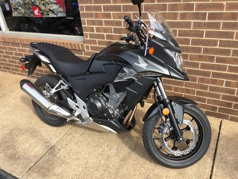 2013 Honda CB500X in Greeneville, Tennessee