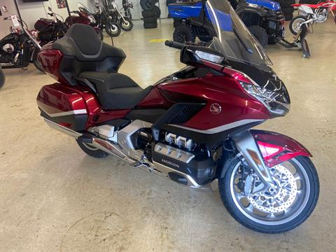 2021 Honda Gold Wing Tour Automatic DCT in Greeneville, Tennessee - Photo 1