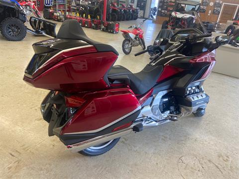 2021 Honda Gold Wing Tour Automatic DCT in Greeneville, Tennessee - Photo 5
