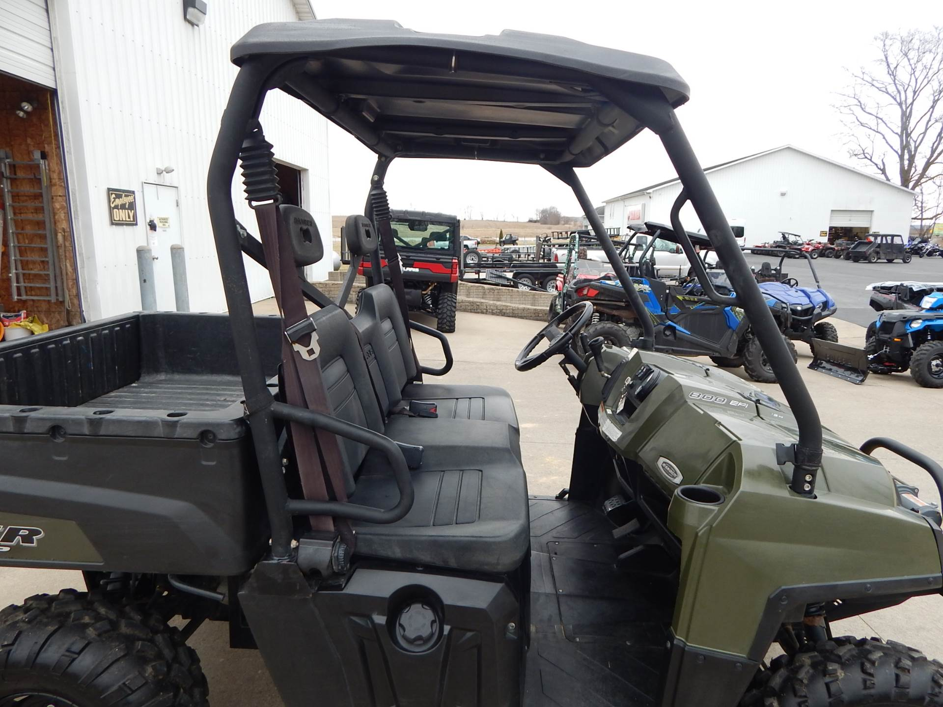 2011 Polaris Ranger XP® 800 in Carroll, Ohio - Photo 1