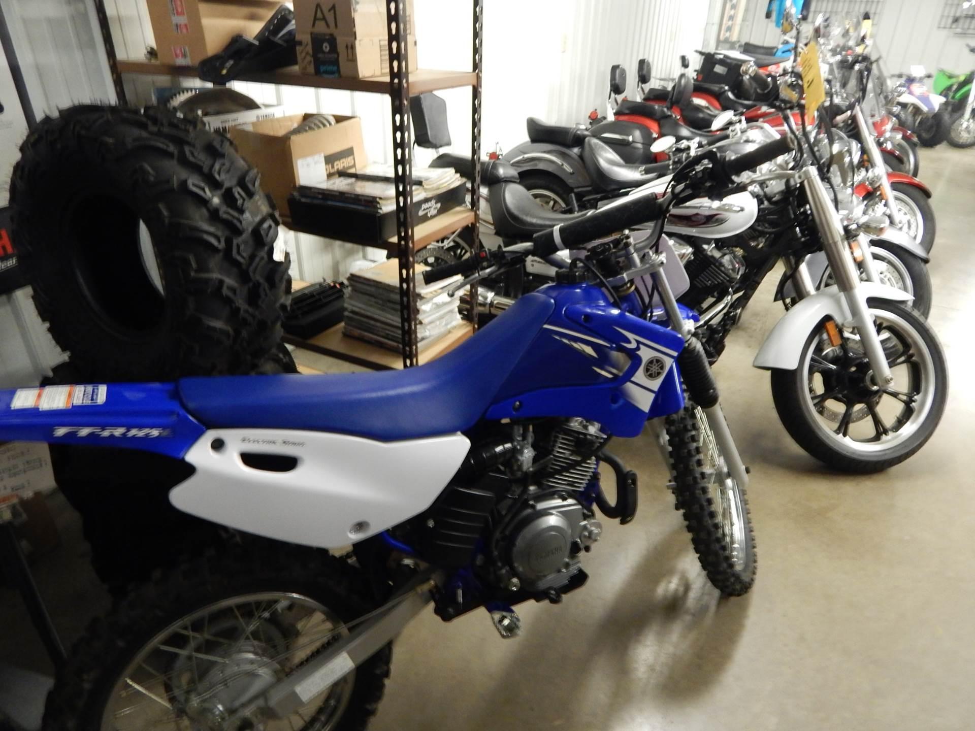 2007 Yamaha TT-R125LE for sale 86914