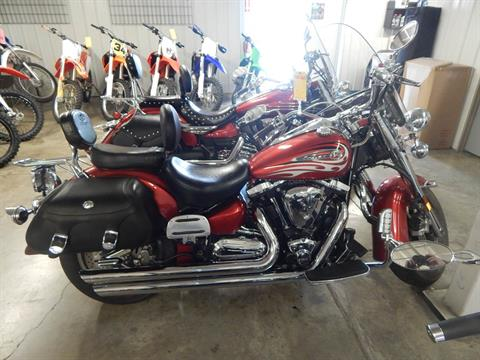 2010 Yamaha Road Star Silverado S in Carroll, Ohio