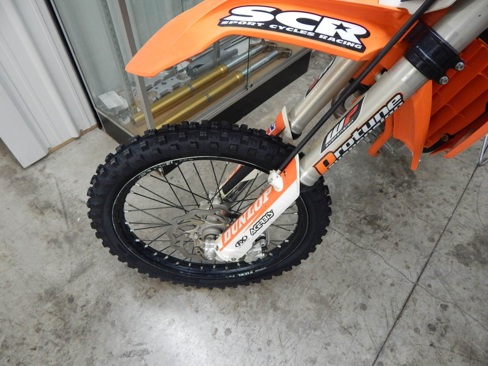 2015 KTM 450 SX-F in Carroll, Ohio - Photo 6