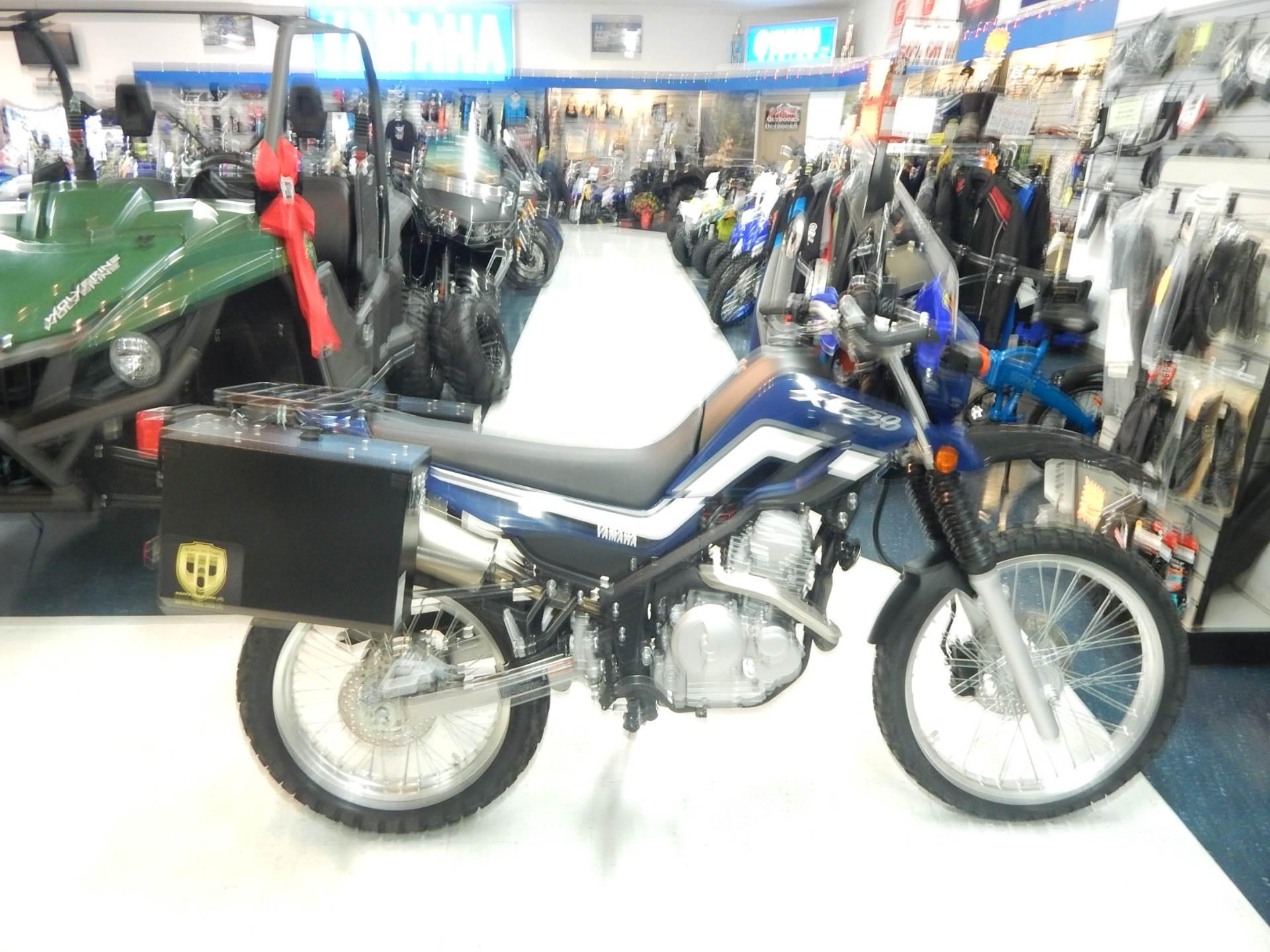 2016 Yamaha XT250 for sale 28629