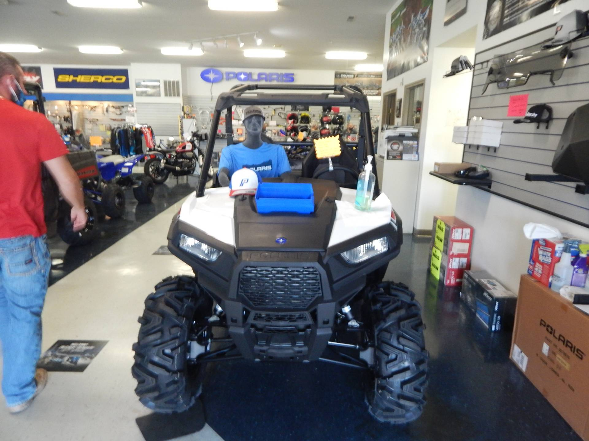 2020 Polaris RZR 900 in Carroll, Ohio - Photo 2