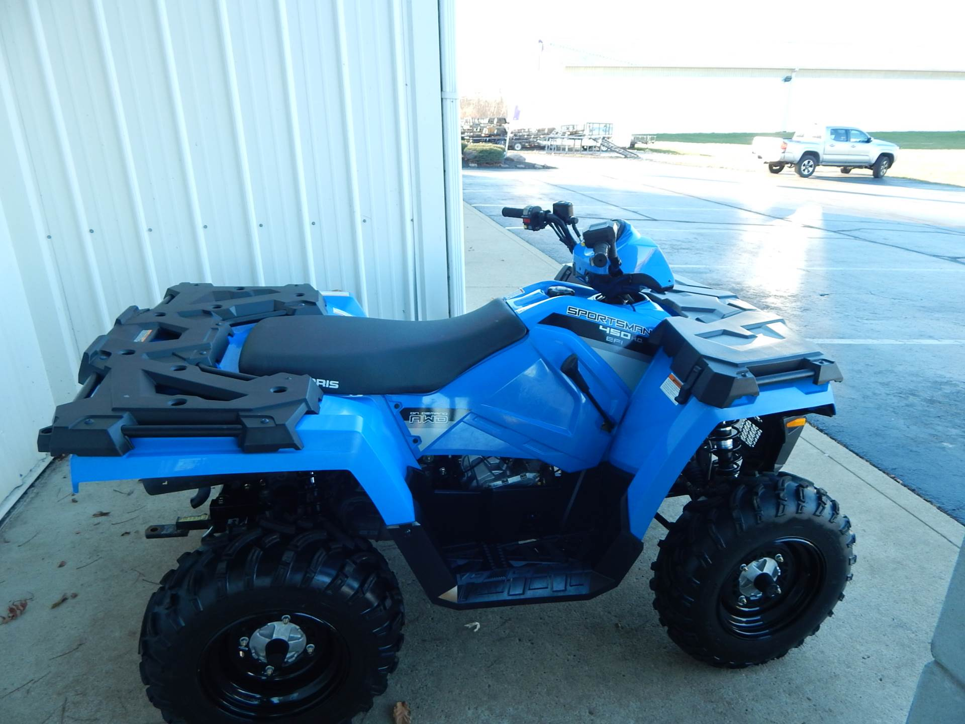 2016 Polaris Sportsman 450 H O In Carroll Ohio