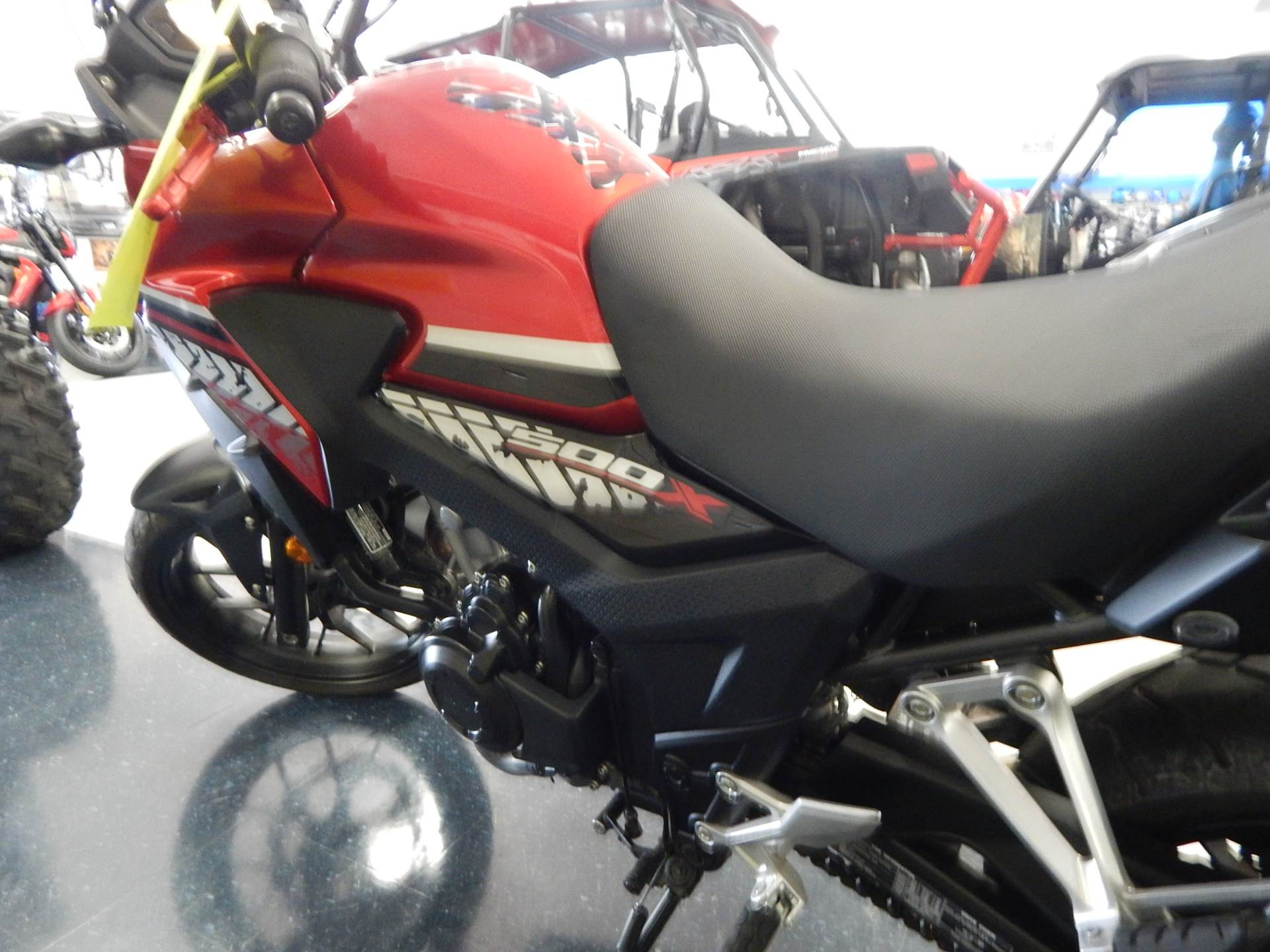 2017 Honda CB500X in Carroll, Ohio - Photo 4