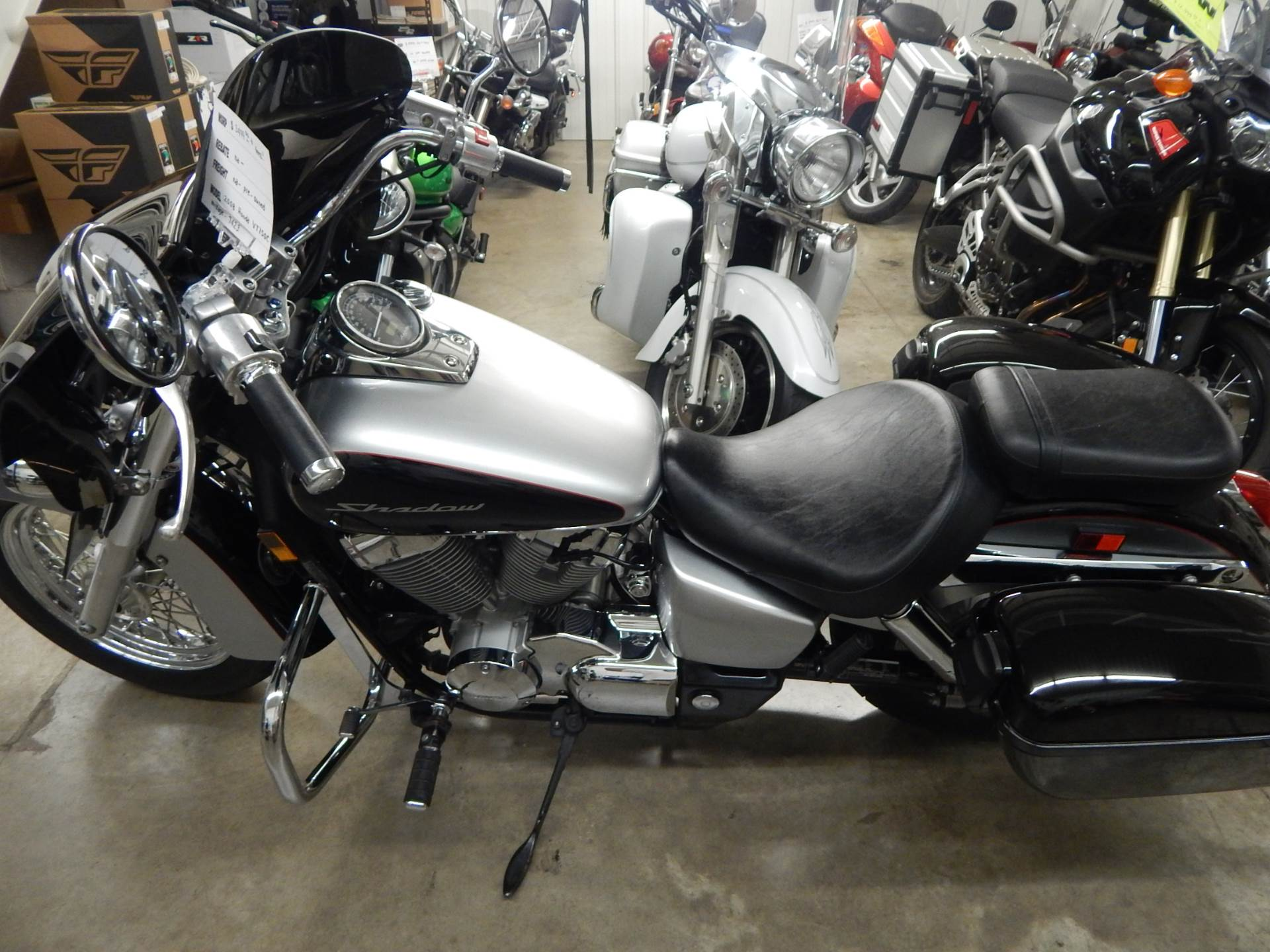 2008 Honda Shadow Aero® in Carroll, Ohio - Photo 2