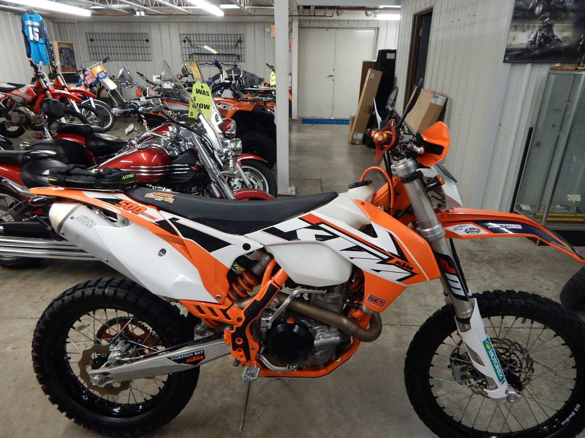2015 KTM 500 XC-W in Carroll, Ohio - Photo 1