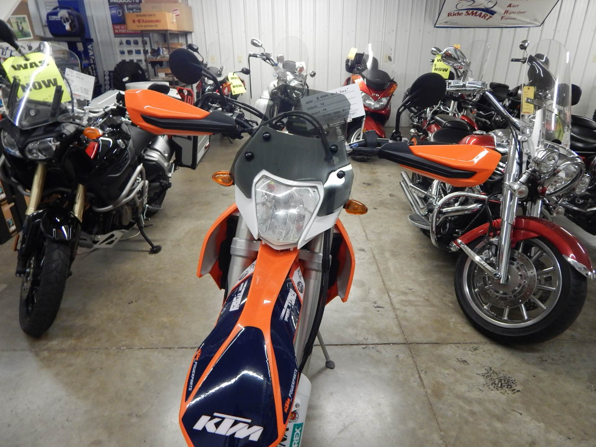 2015 KTM 500 XC-W in Carroll, Ohio - Photo 2