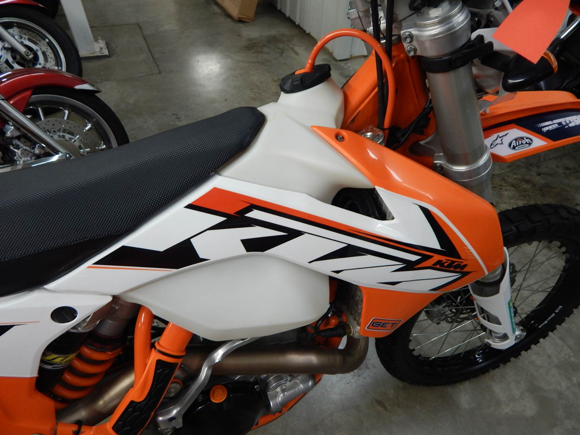 2015 KTM 500 XC-W in Carroll, Ohio - Photo 5