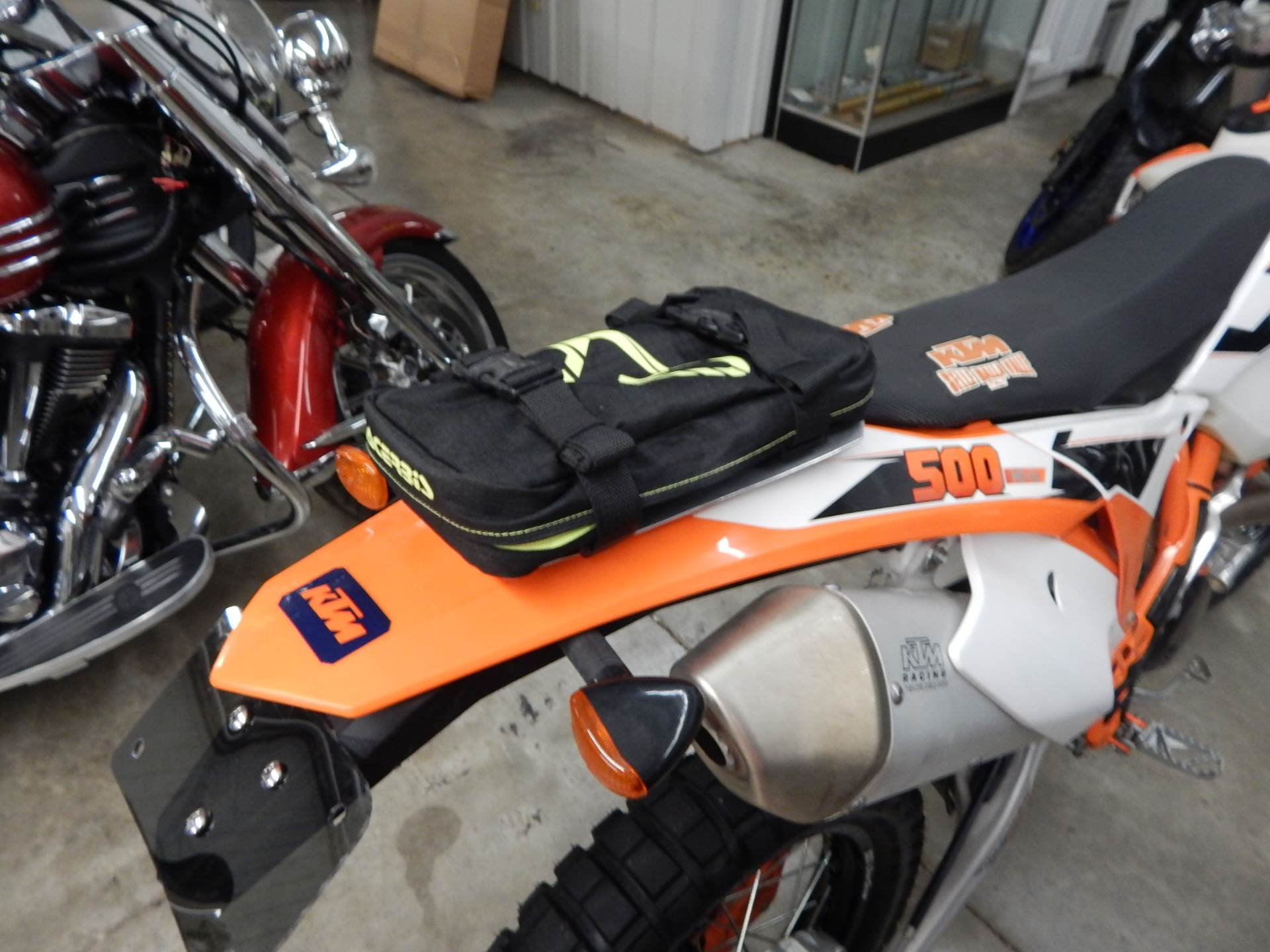 2015 KTM 500 XC-W in Carroll, Ohio - Photo 6