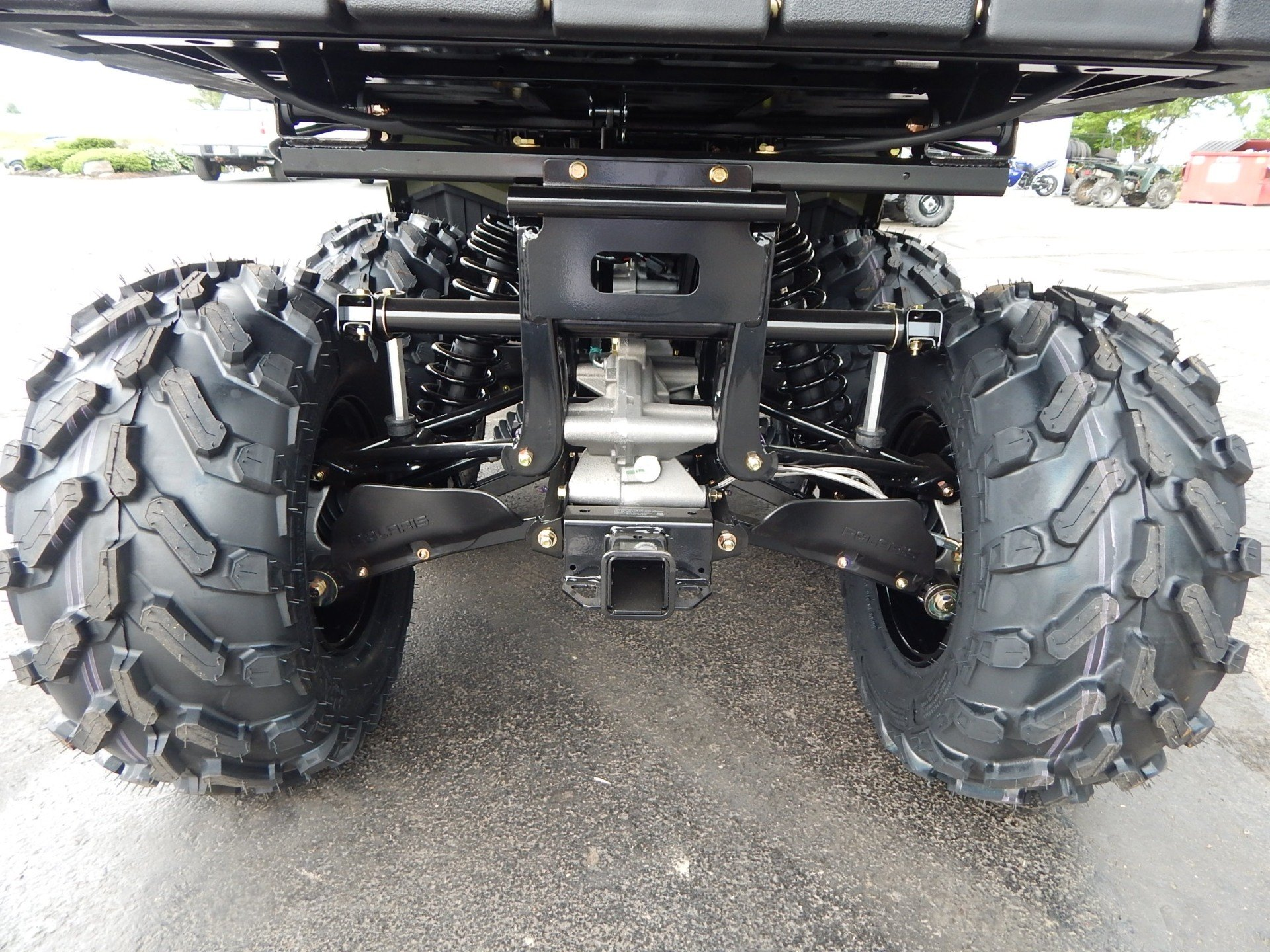 17 Polaris Sportsman 6x6 570 Big Boss EPS in Carroll, Ohio