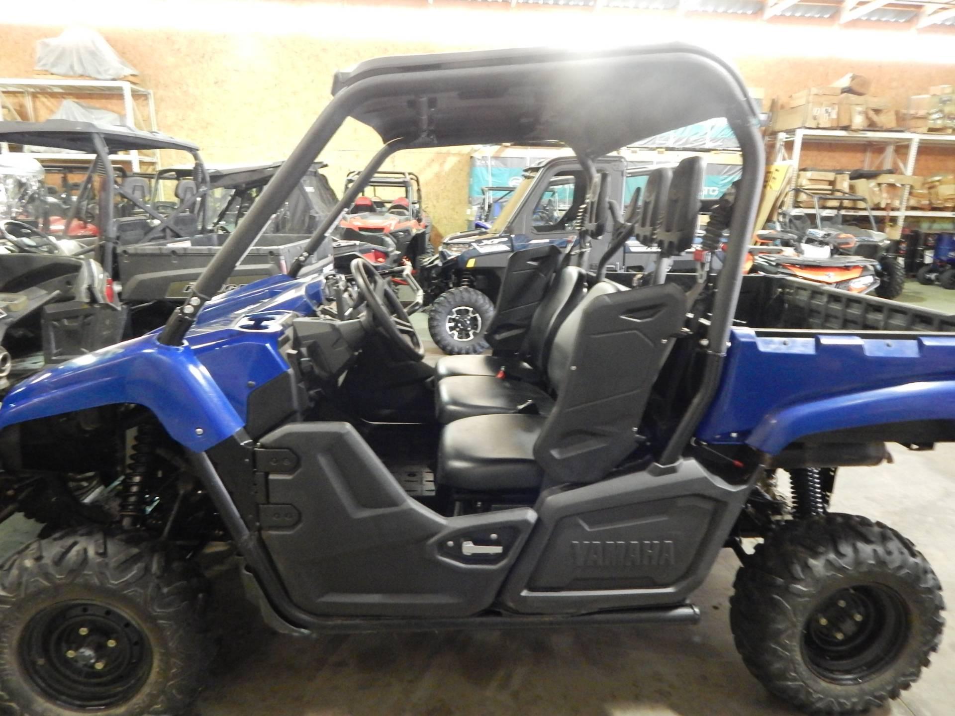 2014 Yamaha Viking Utility Vehicles Carroll Ohio N A