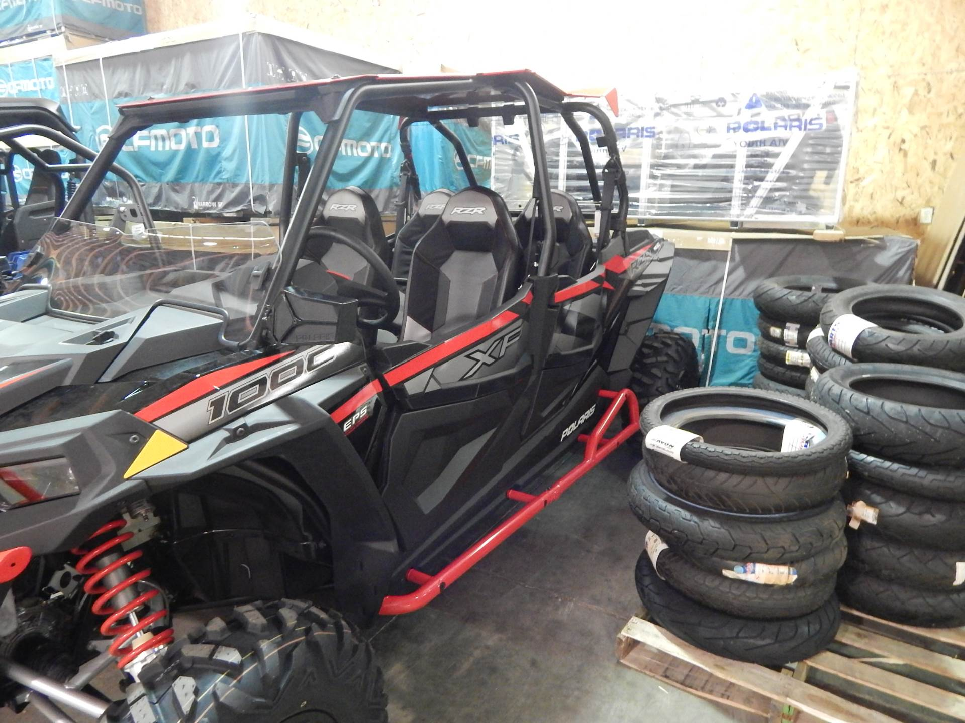 2019 Polaris RZR XP 4 1000 EPS in Carroll, Ohio - Photo 2