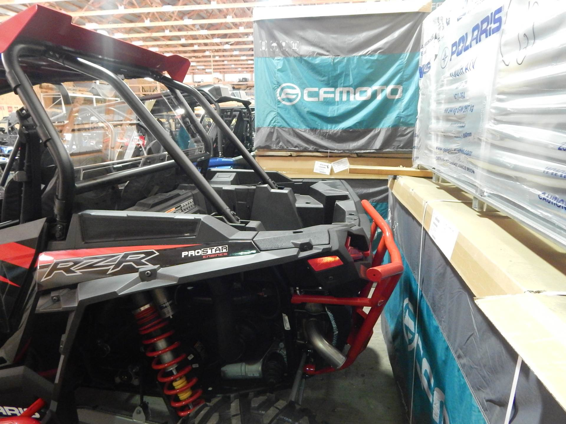 2019 Polaris RZR XP 4 1000 EPS in Carroll, Ohio - Photo 3