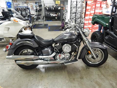 2009 Yamaha V Star 1100 Classic in Carroll, Ohio