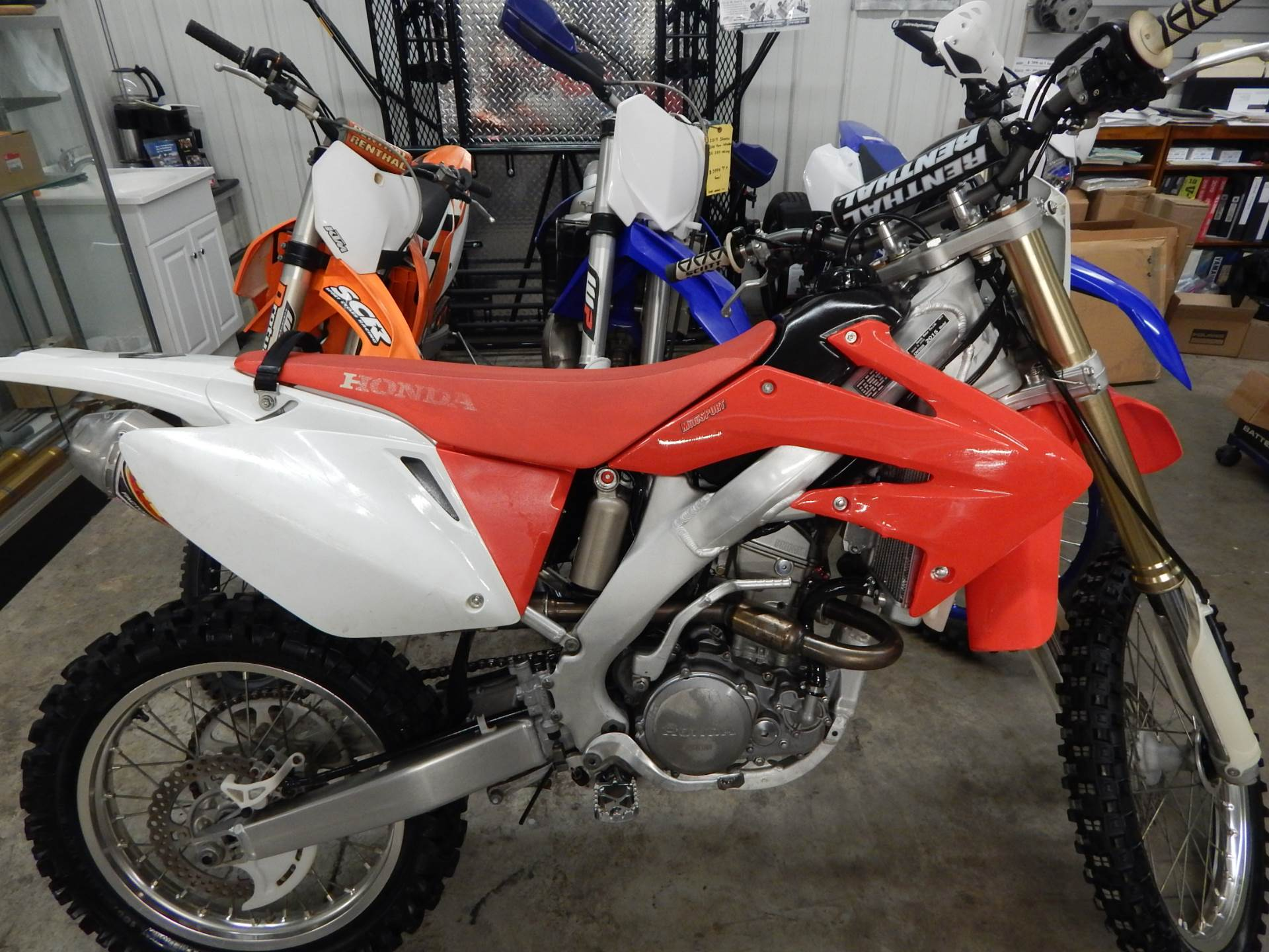 2015 Honda CRF®250X in Carroll, Ohio