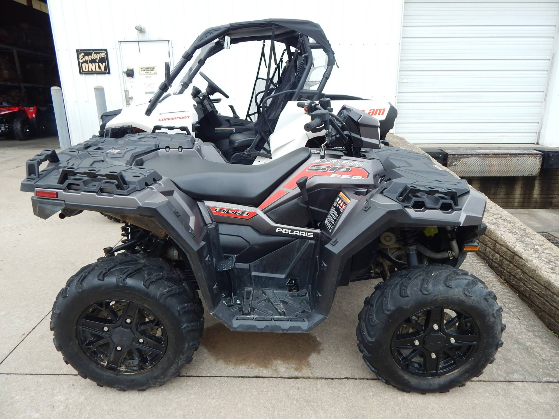 2018 Polaris Sportsman 850 SP in Carroll, Ohio - Photo 1