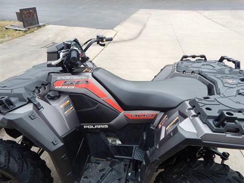 2018 Polaris Sportsman 850 SP in Carroll, Ohio - Photo 2