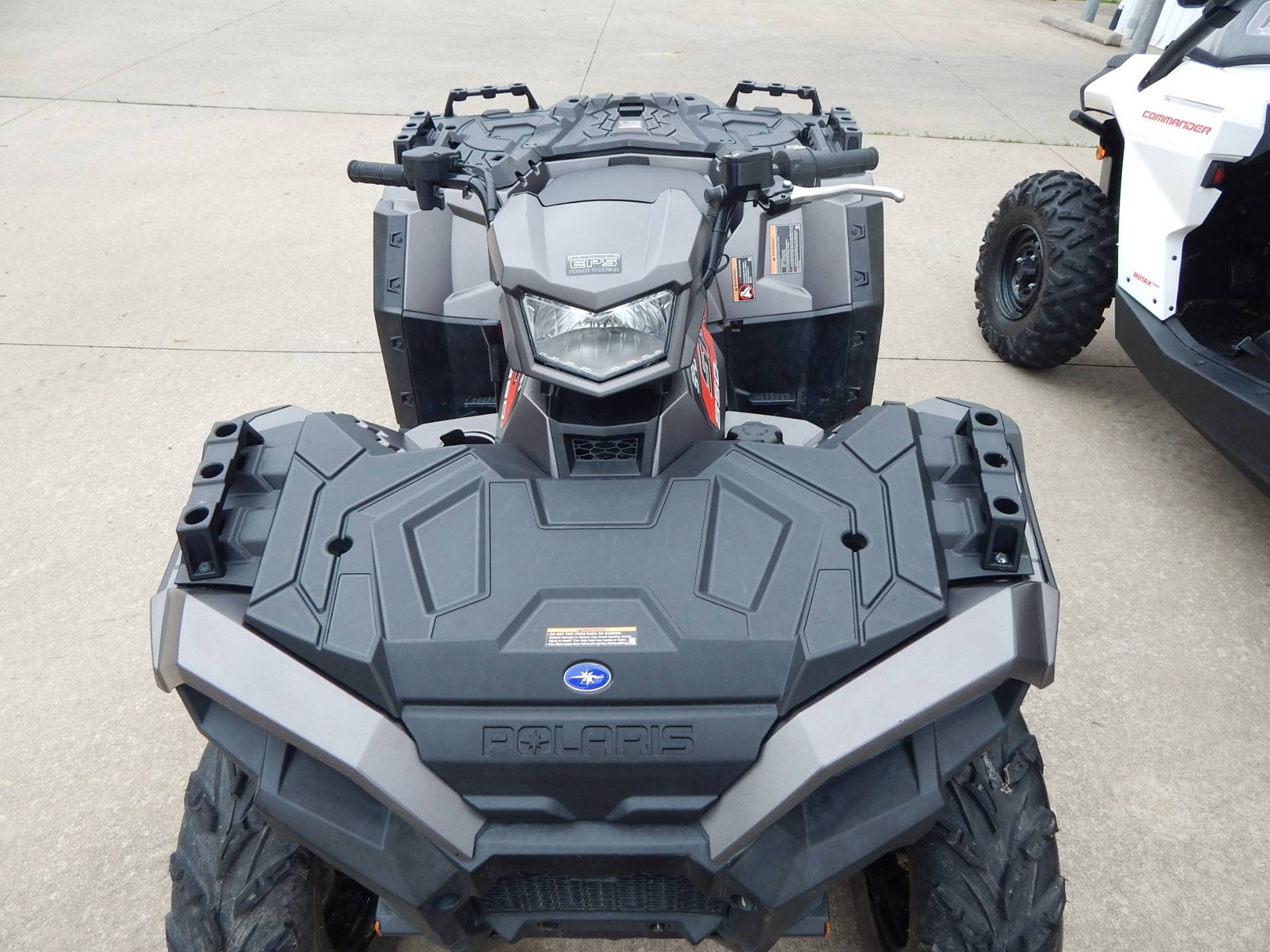 2018 Polaris Sportsman 850 SP in Carroll, Ohio - Photo 3