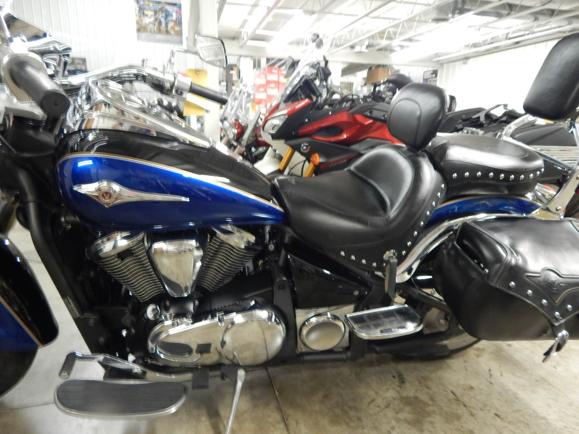 2009 Kawasaki Vulcan® 900 Classic LT Motorcycles Carroll Ohio N/A