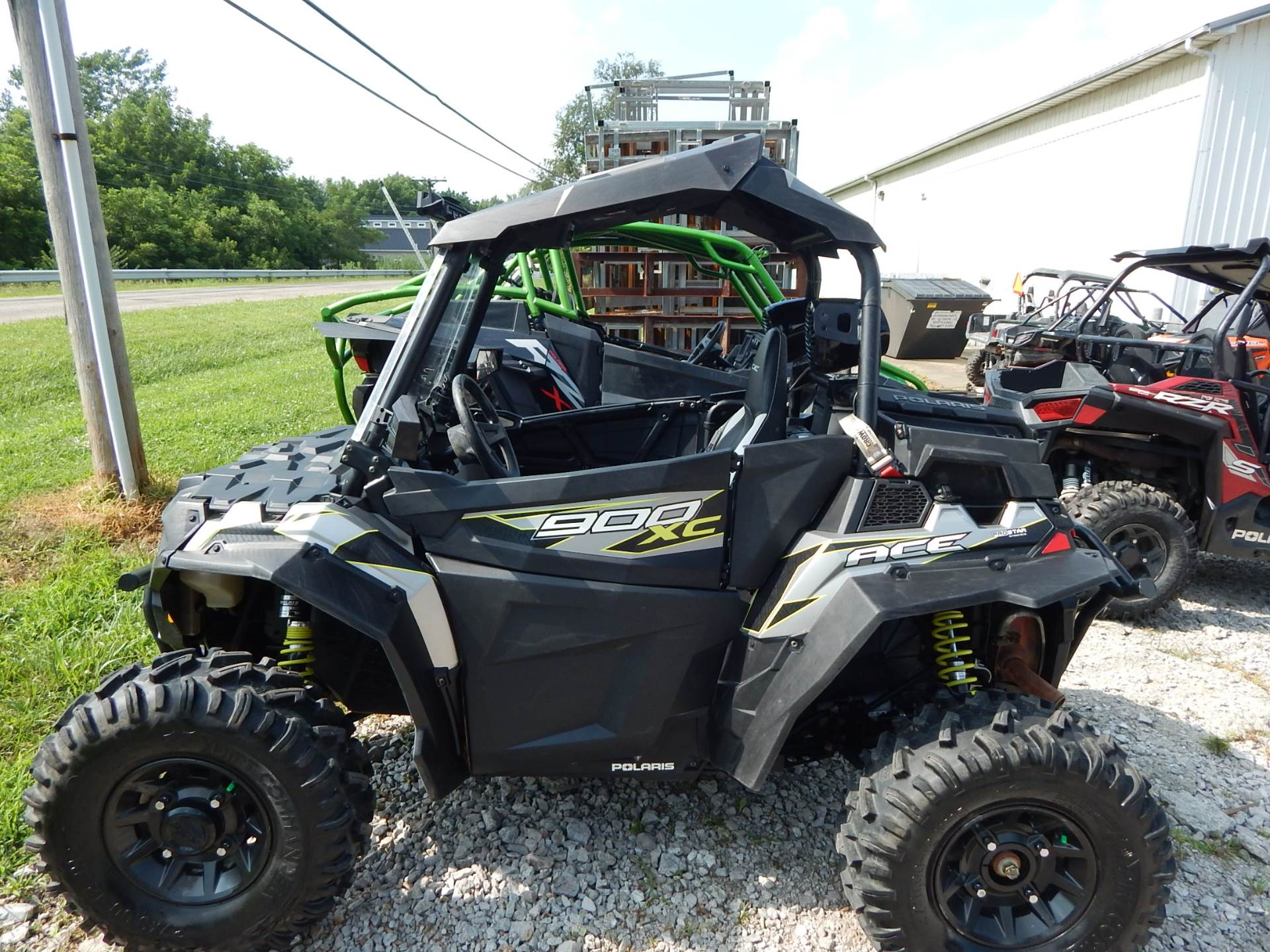 2017 Polaris Ace 900 XC in Carroll, Ohio - Photo 1