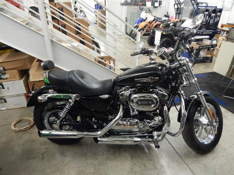 2013 Harley-Davidson Sportster® 1200 Custom in Carroll, Ohio - Photo 1