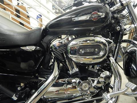 2013 Harley-Davidson Sportster® 1200 Custom in Carroll, Ohio - Photo 2
