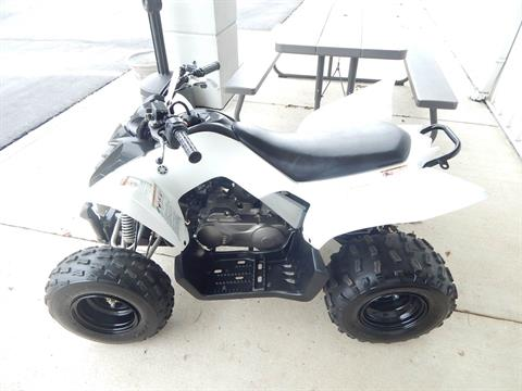 2010 Yamaha Raptor 90 in Carroll, Ohio