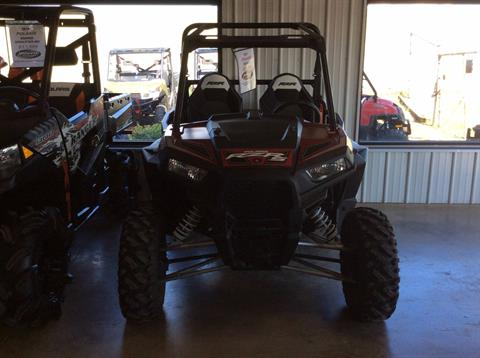 2016 Polaris RZR S 900 LE in Kieler, Wisconsin