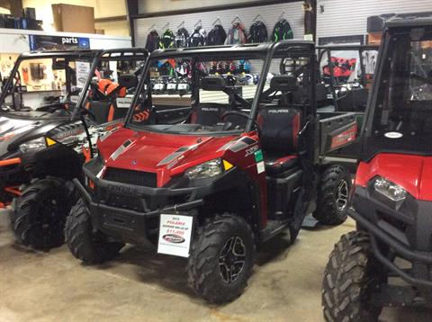 2015 Polaris RANGER 900 XP LE in Kieler, Wisconsin