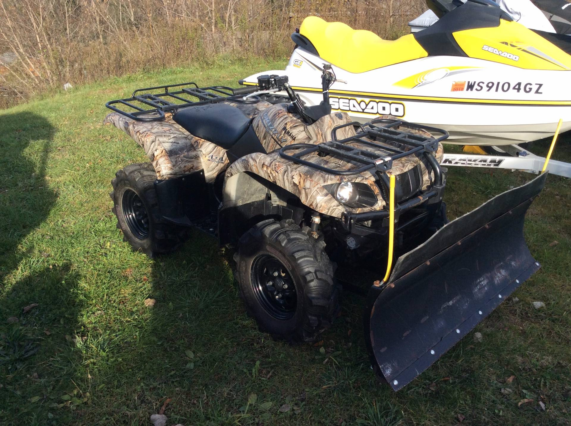 2004 yamaha grizzly 660 for sale for 2004 yamaha grizzly 660 value