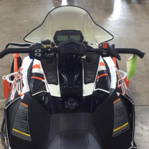 "2015 Arctic Cat XF 6000 137"" Sno Pro Limited ES in Kieler, Wisconsin"