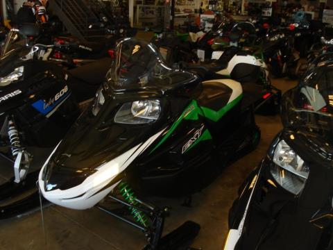 2011 Arctic Cat F8 EXT in Kieler, Wisconsin