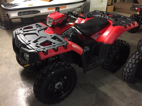 2011 Polaris Sportsman XP® 850 in Kieler, Wisconsin