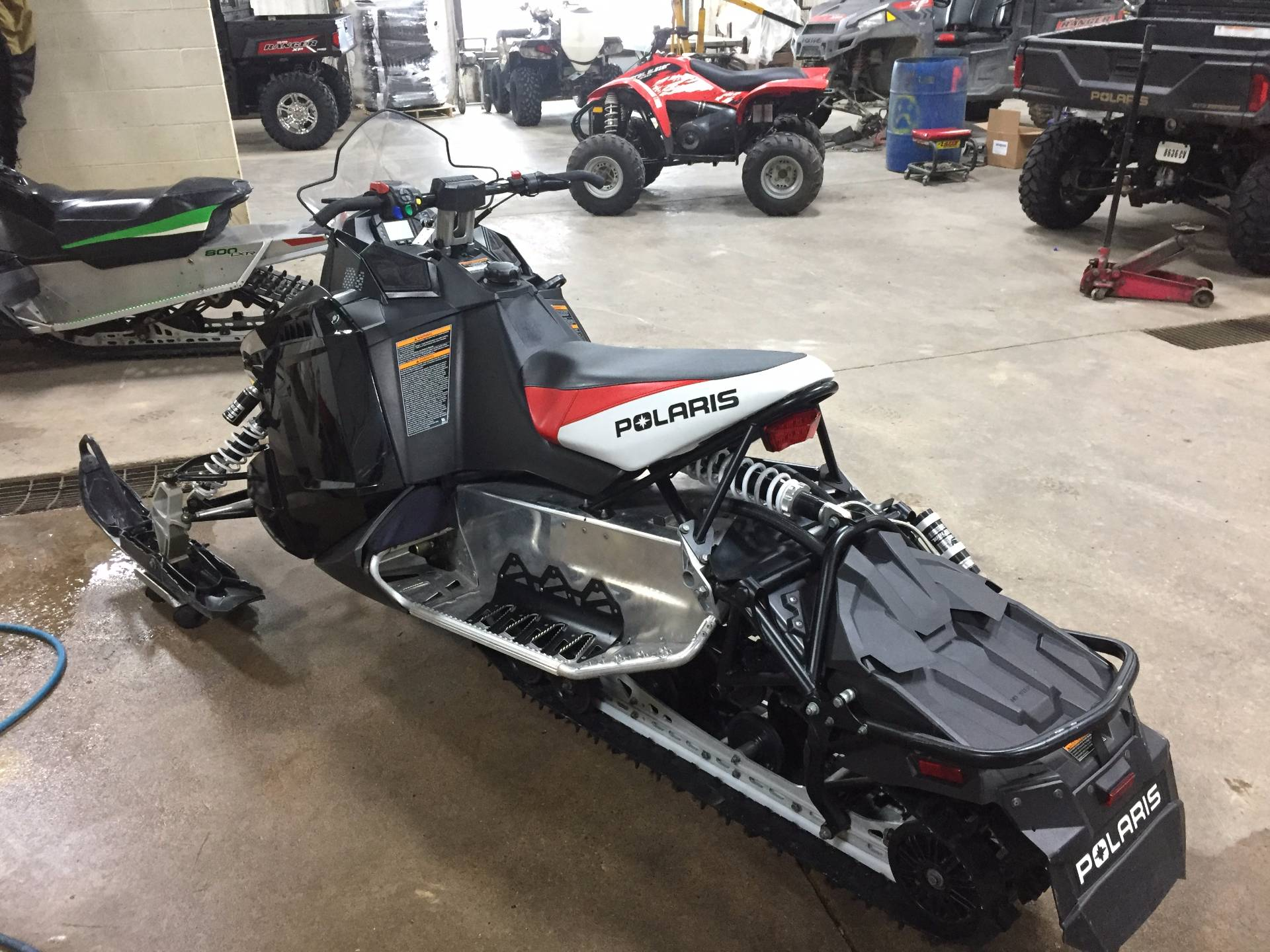2013 Polaris 800 Switchback® PRO-R ES in Kieler, Wisconsin