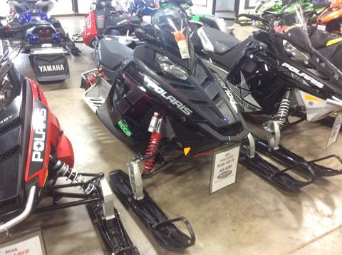 2010 Polaris 600 Rush in Kieler, Wisconsin