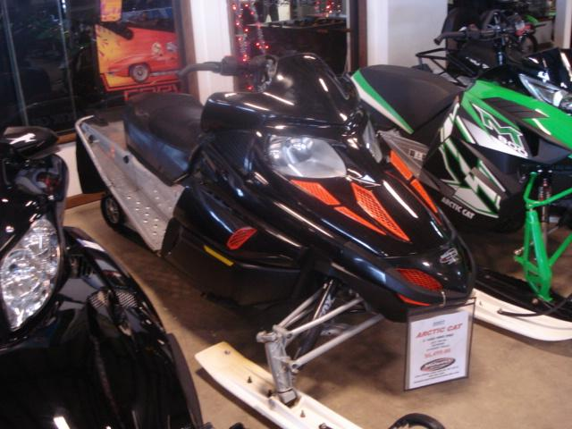 2007 Arctic Cat F1000 Sno Pro® in Kieler, Wisconsin