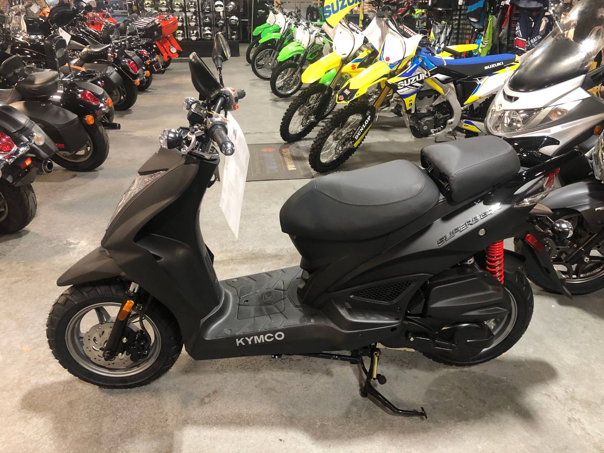 2019 Kymco Super 8 150X in Kingsport, Tennessee