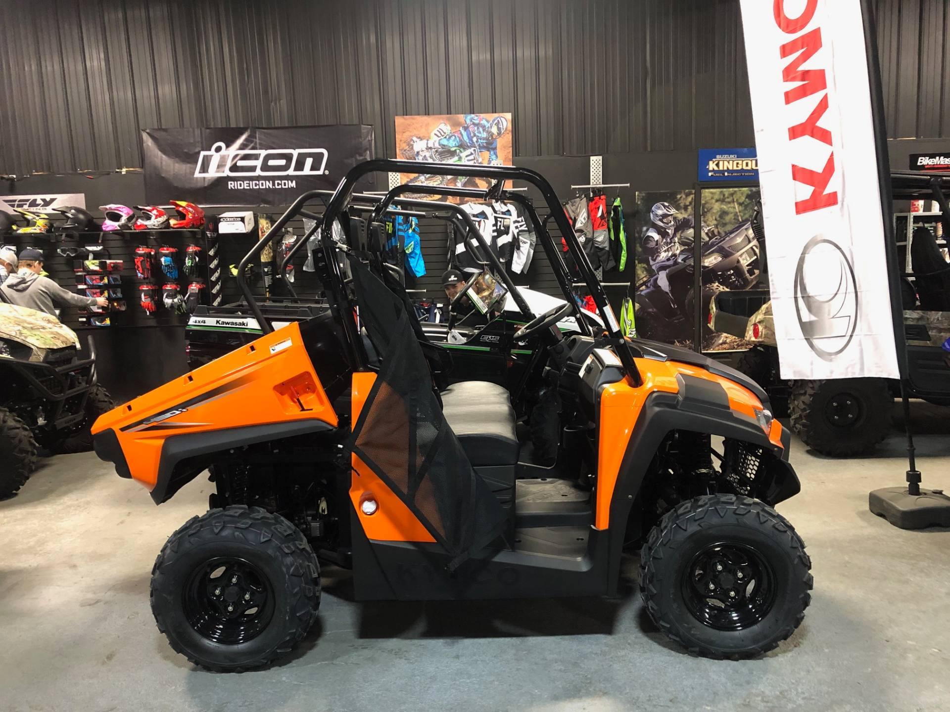 2019 Kymco UXV450i in Kingsport, Tennessee - Photo 2